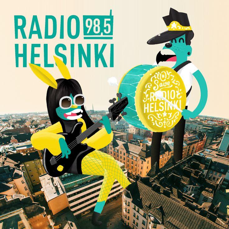 Guardians of Helsinki