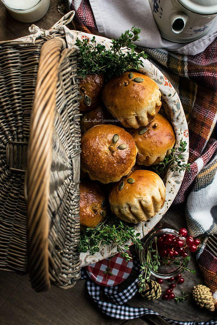 Panecillos de manzana - Bake-Street.com