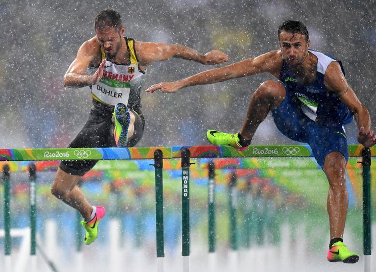 Rio Olympics Day 10 highlights Aug 15 2016 110m hurdles