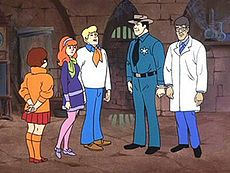 scooby doo is a cartoon i used to watch all the time as a kid.  they also have movies we would watch to.