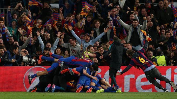 Cuplikan Gol Barcelona 3-1 Alaves, Final Copa del Rey: Gelar Terakhir Enrique