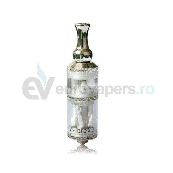 Clearomizor GS V-Core 2.0 cu mustiuc metalic