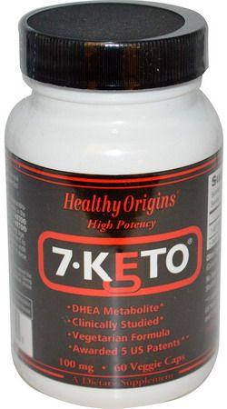 Healthy Origins 7-Keto
