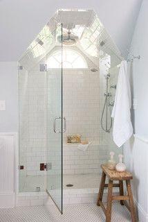 Virginia Highlands Cottage - traditional - bathroom - atlanta - by Brian Patterson Designs, Inc.