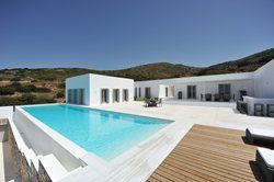 Farangas 1 House, Paros, 2010 - React Architects