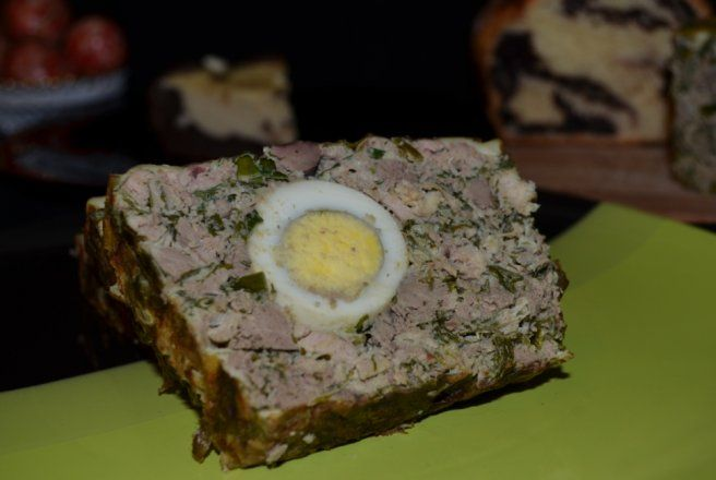 Retete Culinare - Drob de pui