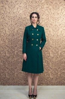 Green Legacy Trench Coat