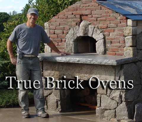 True Brick Ovens: Brick Oven Dome Building Revisited