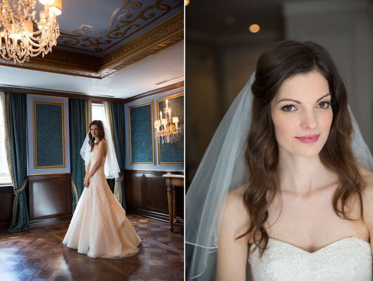 Windsor Arms Hotel Toronto bride