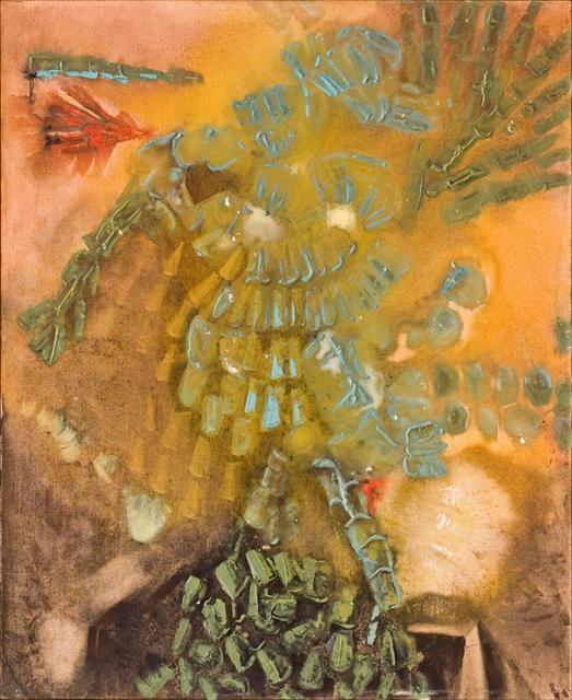 Jacques Hérold (1910-1987) - L'ombre et L'amour, 1956