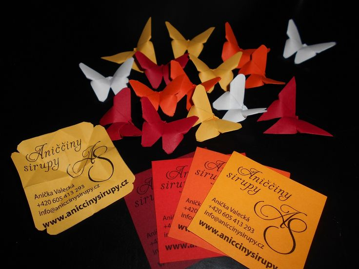 kreativní vizitky ... great idea for business cards