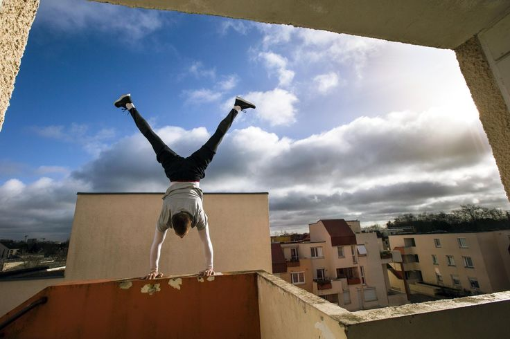 David Belle - This is parkour | The Red Bulletin