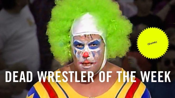 "Dead Wrestler Of The Week: ""Maniac"" Matt Borne, AKA Doink The Clown"