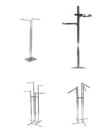 Ideal Displays is based in Toronto, Canada that specializes in rolling racks for rent, display items and storage accessories. We have team of experienced staff that can create safest and most efficient retail store environment and assist you in choosing the best products. See more at - http://idealdisplays.ca