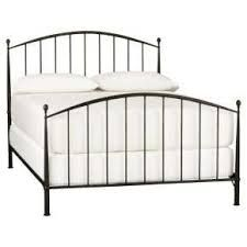 iron frame bed - Google Search