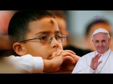 Miercoles de Ceniza - Cuaresma es Camino de Esperanza - Mensaje Papa Francisco - YouTube