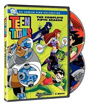 Scott Menville & Greg Cipes - Teen Titans: Season 5