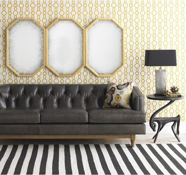 25 Best Ideas About Yellow Leather Sofas On Pinterest: Best 25+ Chesterfield Sofas Ideas On Pinterest