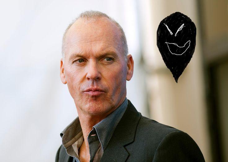 Michael Keaton and the Rauschmonstrum