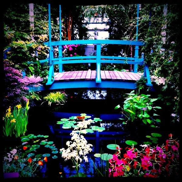 Monet 39 S Garden At The New York Botanical Garden The Bronx Ny Bronx Girl Pinterest