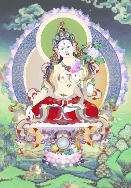 Tara - budismo tibetano