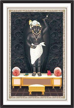 Shreenathji Painting