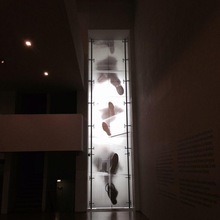 Graciela Sacco en el museo de arte del Banco  de la República de Bogotá. #contemporaryart #art  #trends #trendshots #gracielasacco