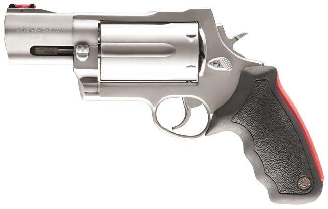 RAGING JUDGE M513 REVOLVER .454 CASULL, .45 COLT, .410 GA - 6 SHOTS