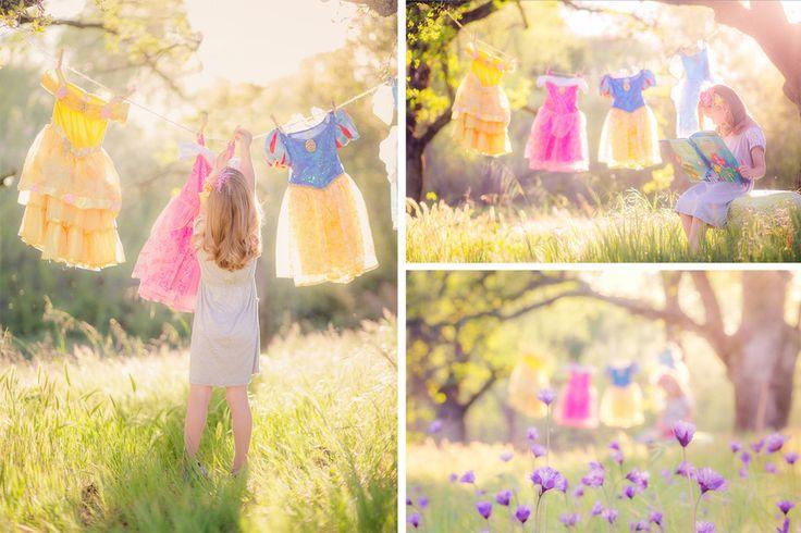Princess styled photo shoot   |  Christie V Photography
