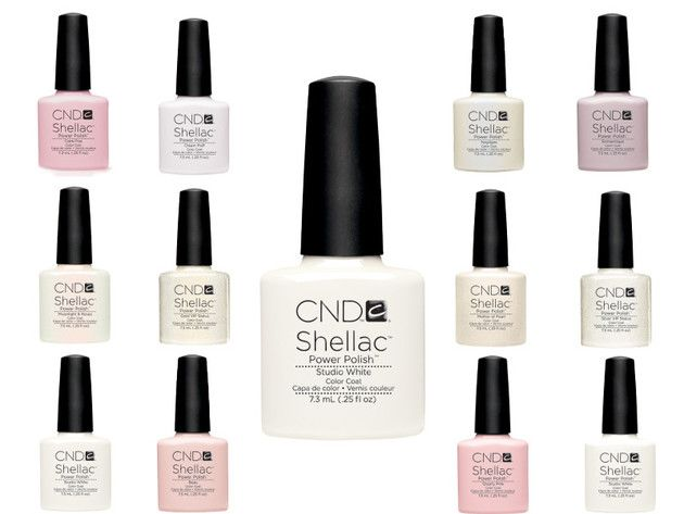 Shellac French Manicure Shades - Shellac French Manicure: Pros and Cons