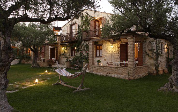 Outdoor of villas! #PaliokalivaVillas #Zante #Zakynthos