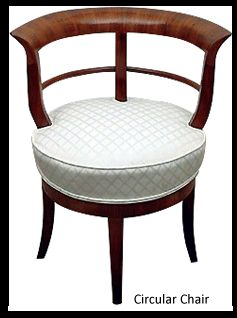 Biedermeier Chair Furniture Fine Or Funky Furniture