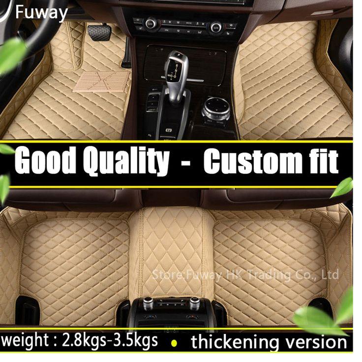 Custom car floor mats for Mercedes Benz S500 A180 A200 A260 B180 B200 C200 C300 E200 E260 E320 E400 G350d G500  carpet auto  #Affiliate