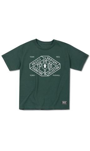 Grizzly Youth Torch Tee - Fuel Clothing