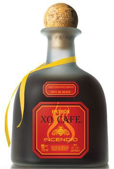 Patron Tequila - Xo Cafe Incendio