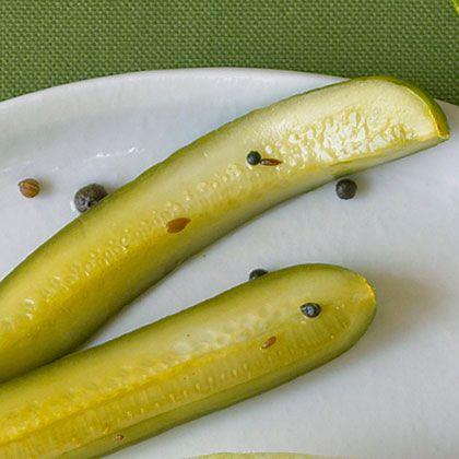 Quick Indian Pickles Recipe