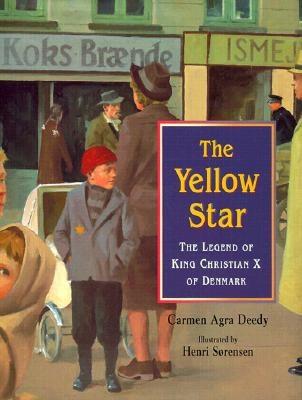 Read2Kids The Yellow Star: The Legend of King Christian X of Denmark http://j.mp/12SbS7I #kidlit