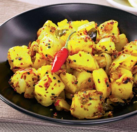 Cartofi aromaţi | Retete culinare - Romanesti si din Bucataria internationala
