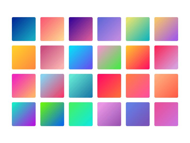 Color Gradients Collection