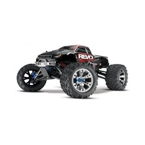 New RC Cars Traxxas Racing Truck Radio Control Monster Remote Nitro Controlled 020334530905 | eBay