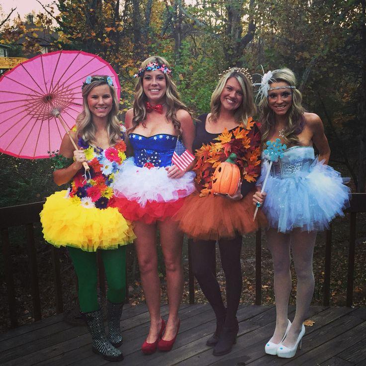 25+ best ideas about Four seasons costume on Pinterest ...