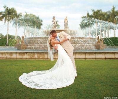 Wedding at Miromar Lakes, Estero, FL