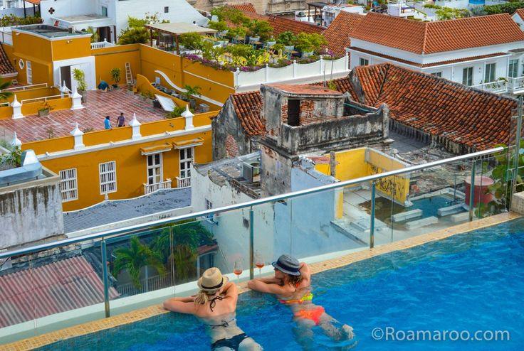 Cartagena Colombia is one of the few places in the world that effortlessly possesses old world charm. Located on the Caribbean coast of Colombia, this city is the perfect gateway to getaway in South America. The center of Cartagena's beauty is right inside of its historical walled city. With its cobblestone streets, colorful colonial homes,