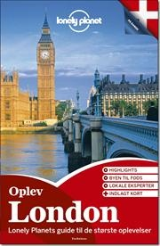 Oplev London (Lonely Planet) af Lonely Planet, ISBN 9788771480023