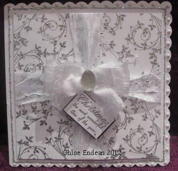 Stamps by Chloe: Quick Card