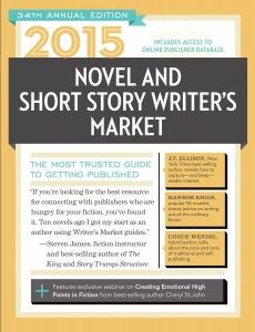Get 10 tips for fiction writing from the contributors of the 2015 Novel & Short Story Writer's Market, and leave a comment for a chance to win a copy!