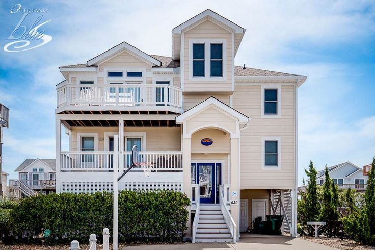 309 Best Images About Vacation Rentals Outer Banks Blue
