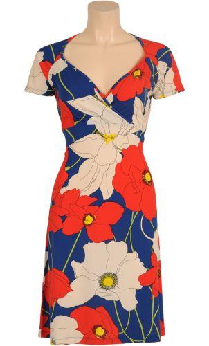 Gina Dress Poppy by King Louie