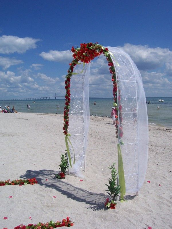 Beach wedding arch rentals nj wedding tent rentals west palm beach 13 best beach wedding arch images on pinterest beach wedding junglespirit Choice Image