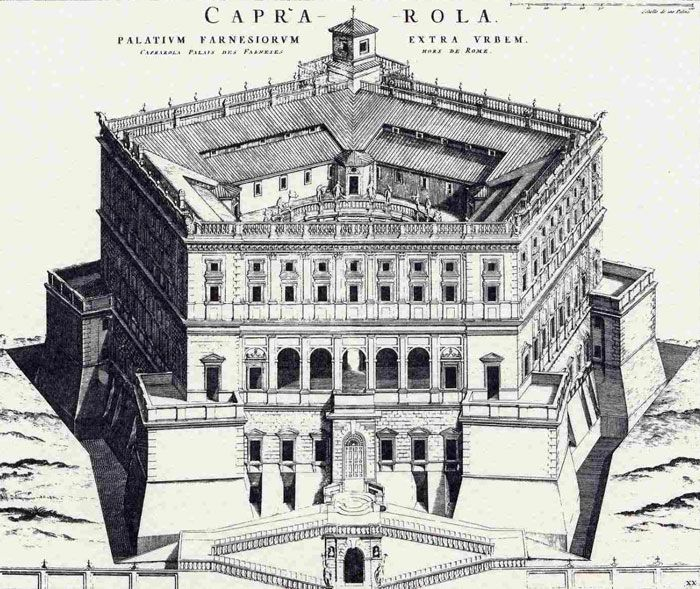 Pentagon Cabin Plans: The Farnese Family Created The Jesuits, Who Own The